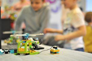 Robotikas skola Robo Hub ir LETERA biedrs